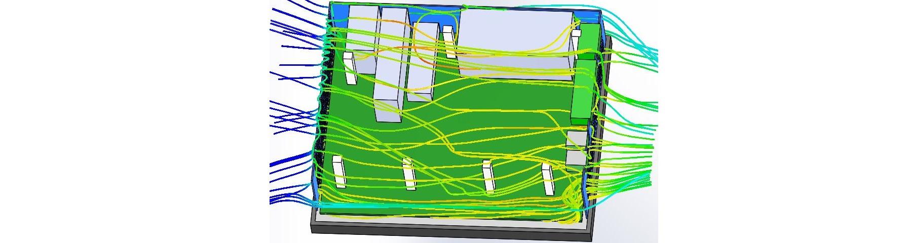 Имитационное моделирование процессов и инженерный анализ